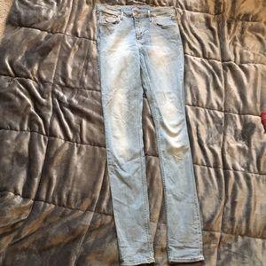 Skinny regular waist 30/34 H&M jeans
